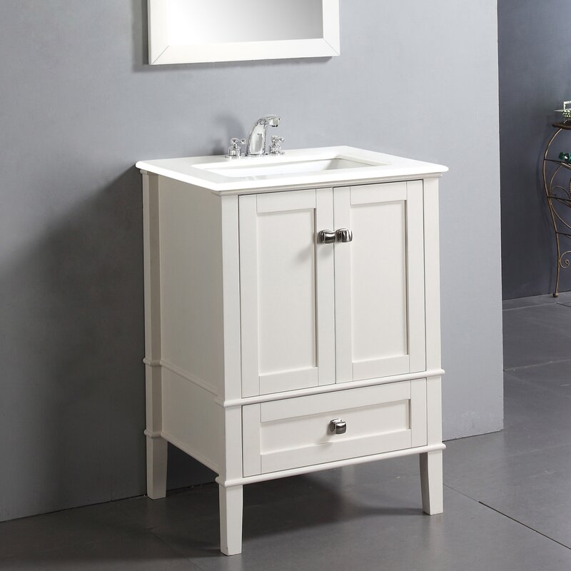 Inch Bathroom Vanities Youll Love Wayfair - Bathroom vanities under 200 us dollar for bathroom decor ideas