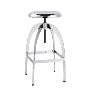 Candelario 34 Swivel Bar Stool by Latitude Run