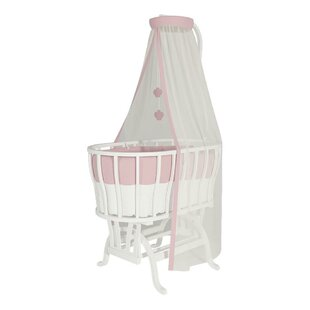 Find for Belden Lovely Baby Cradle ByHarriet Bee