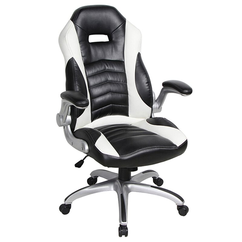 Lackey Genuine Leather Executive Chair