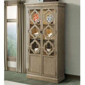 Virgouda Lighted China Cabinet by Gracie ..