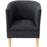 Beckford Barrel Chair by Ivy Bronx