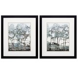 Forest Watercolor Painting Framed Art You Ll Love In 2021 Wayfair