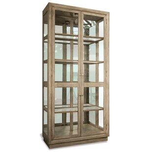 One Allium Way Almazan Curio Cabinet