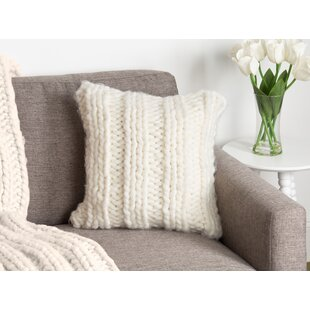 Morwenna Knit Pillow Cover