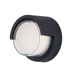 Orren Ellis Elim LED Outdoor Flush Mount