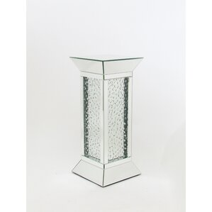 Pedestal End Table by Wayb..