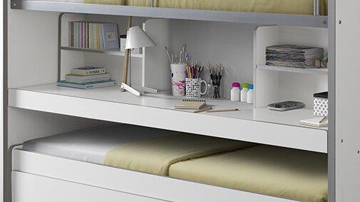 Etagenbett Bonny : Multifunktions etagenbett bonny liegeflächen cm