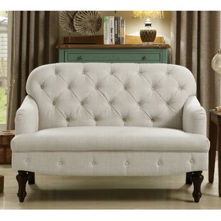 Janay Loveseat by Three Posts