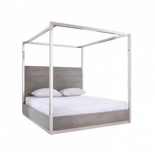 GutfroindPulliat Canopy Eastern King Bed by Orren Ellis
