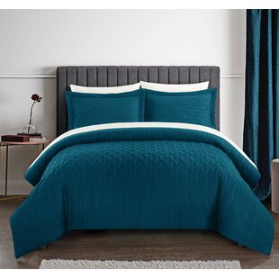 Borst Comforter Set by Charlton Home 2019 Coupon