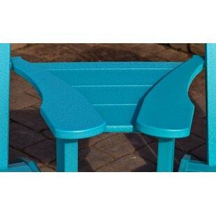 Bayou Breeze Kellner Plastic Adirondack Chair