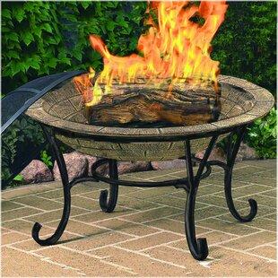 CobraCo Cast Iron Wood Burning Fire Pit