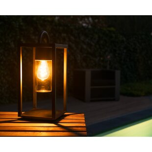Review Glimmer 1-Light LED Deck/Step Lighting