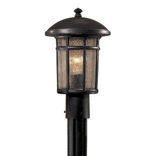 Cranston Outdoor 1-Light Lantern Head by Great Outdoors by Minka