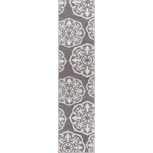 Budget Harper Felix Suzani Gray/White Area Rug By Charlton Home