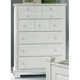 Darby Home Co Cedar Drive 5 Drawer Chest