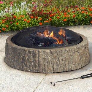 Sunjoy Steel Cheyenne Fire Pit