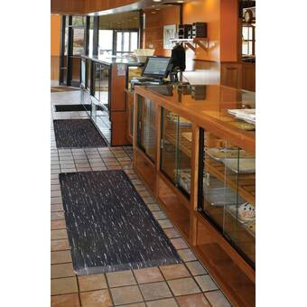 Design By Akro Marble Sof Tyle Grande Kitchen Mat Wayfair