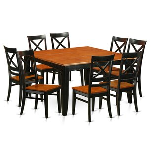 Parfait 9 Piece Dining Set by Wooden Importers Fresh
