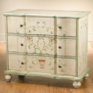 3 Drawer Cabinet by AA Importing