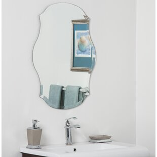 Affordable Bathroom Wall Mirror By Decor Wonderland
