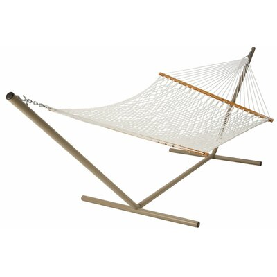 Futral Double Spreader Bar Hammock by Millwood Pines Design