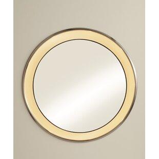 Tech Lighting Tigris Round Recessed Illuminated Mirror