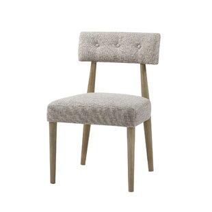 George Oliver Huntington Upholstered Dining Chair (Set of 2)