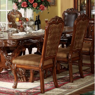 Welliver Upholstered Dining Chair (Set of 2) by Astoria Grand SKU:DC344484 Buy