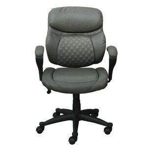 Accupressure Executive Chair by Serta at Home Best Choices