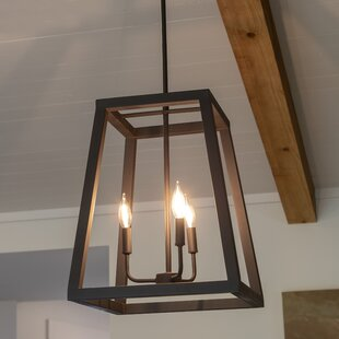 Rickert 3-Light Lantern Pendant by Gracie..