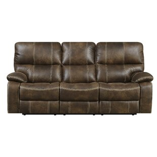 Diorio Reclining Sofa by 17 Stories