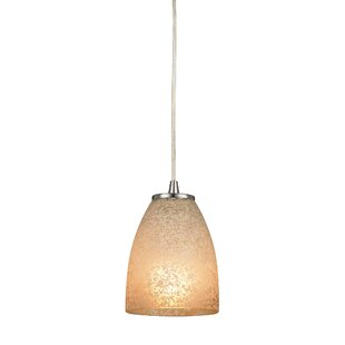 Latitude Run Hermione 1-Light Cone Pendant