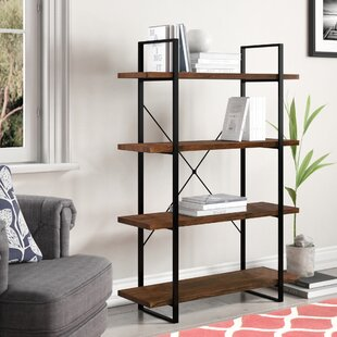 Huffman Bookcase By Mercury Row