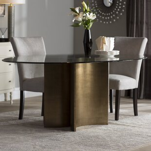 Eleta Dining Table by Willa Arlo Interiors
