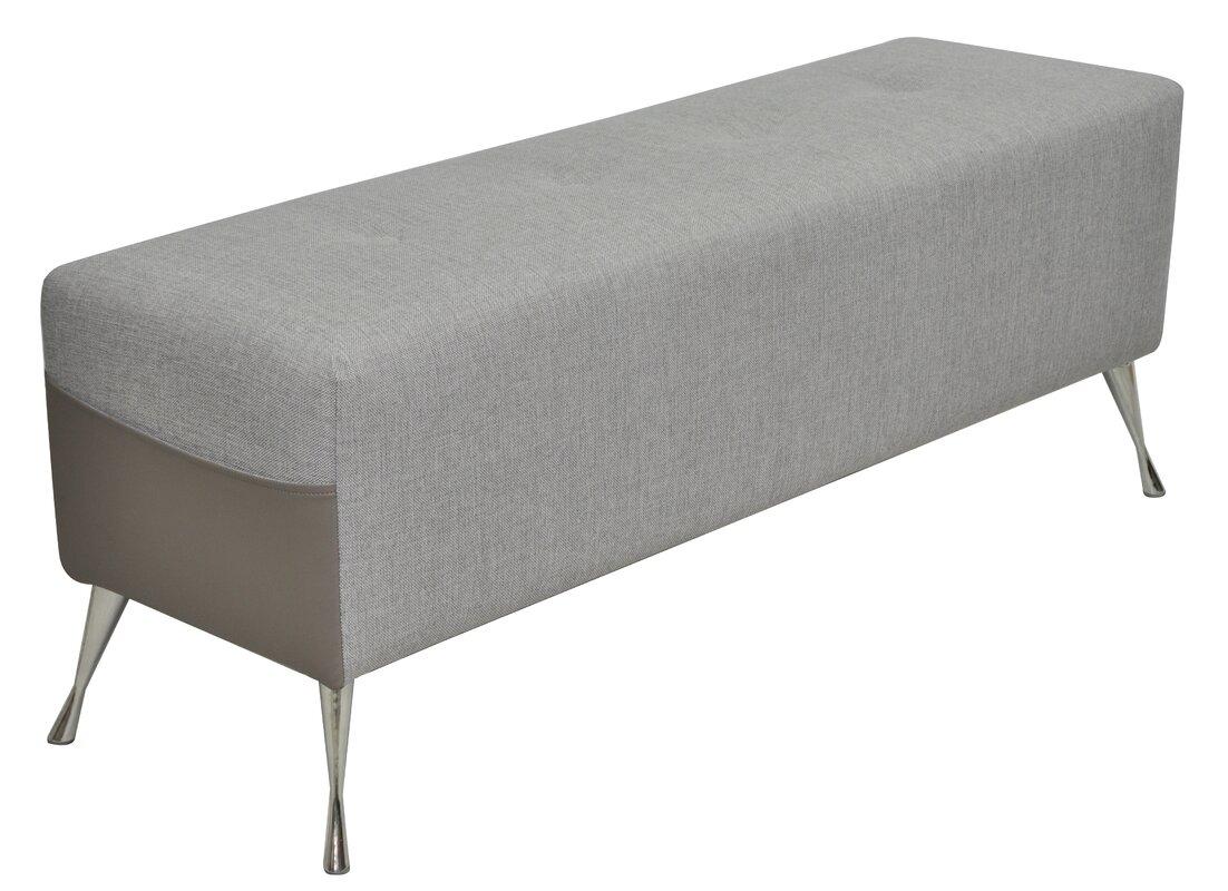 happybarok gepolsterte sitzbank loft bewertungen. Black Bedroom Furniture Sets. Home Design Ideas