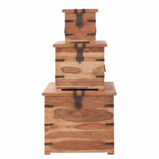 Isthmus Trunk Set (Set Of 3) By Union Rustic