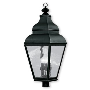 Darby Home Co Southport Outdoor 3-Light Lantern Head