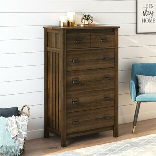 Olmstead 5 Drawer Chest