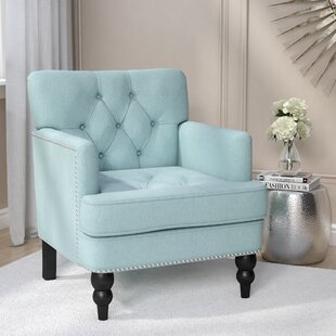 Read Reviews Gillmore Armchair By Three Posts