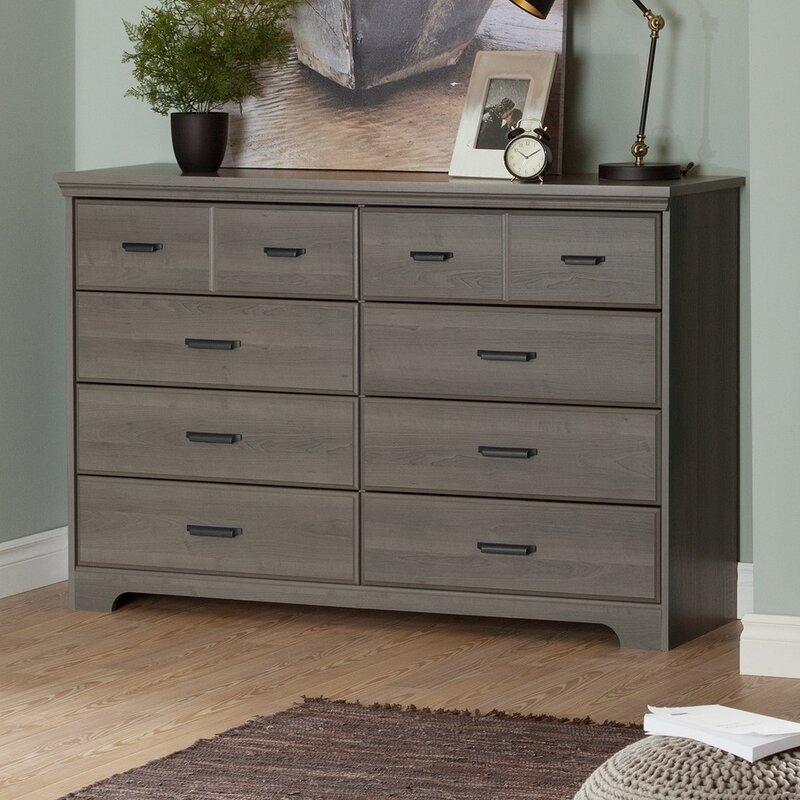 8 drawer