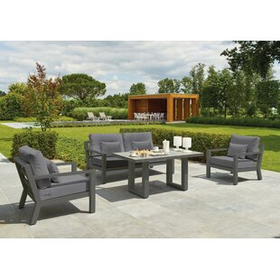 Bardmoor 4 Seater Sofa Set By Sol 72 Outdoor