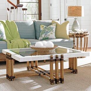 Tommy Bahama Home Twin Palms Coffee Table