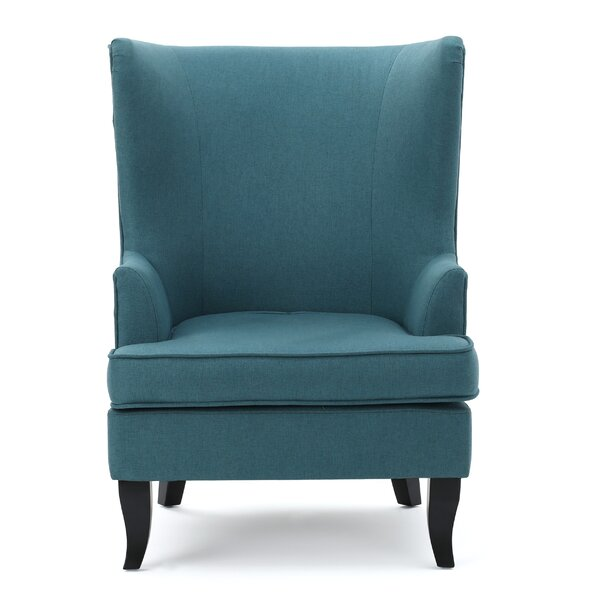 Charmant Alcott Hill Daughtrey Wingback Chair U0026 Reviews | Wayfair