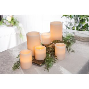 Flickering Candle Canvas Art Wayfair