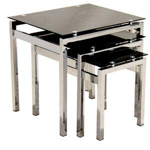 3-tlg. Satztisch-Set Eton von Heartlands Furniture