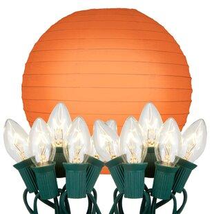 Luminarias 10-Light Lantern String Lights