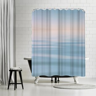 Look for Lebens Art Meer Shower Curtain By East Urban Home