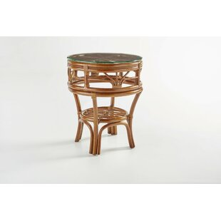 Strachan End Table by Bay Isle Home